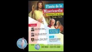 Invitación Fiesta de la Misericordia - Bogotá