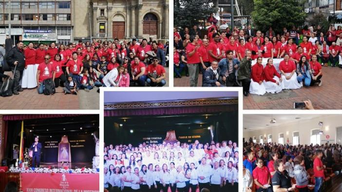 XXIII Congreso Internacional de la Misericordia en Bogotá