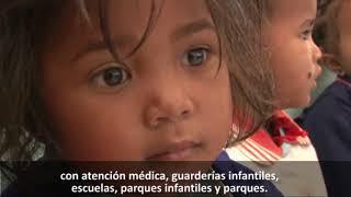 Trailer del documental Buenos amigos- Pedro Opeka y su obra