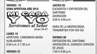 Apertura de Actividades Pastorales en la ciudad de Cúcuta