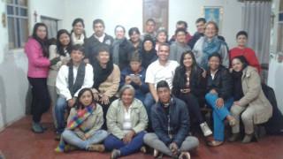 V Escuela de misioneros