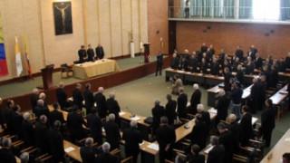 Inició en Bogotá la 95 Asamblea Plenaria del Episcopado