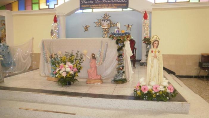 Celebración de Lluvia de Bendiciones en Chía
