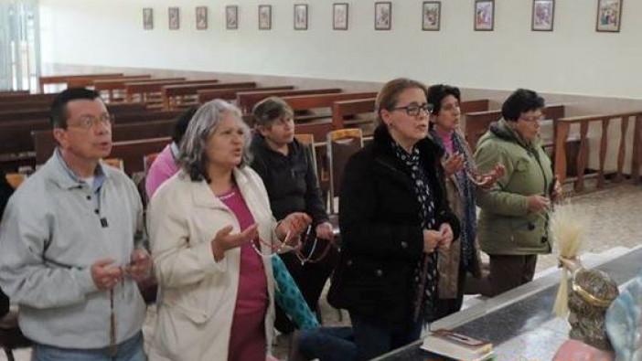 Primer Retiro Proceso Koinonías CDLM