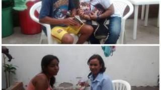 Misión al centro de migración de la diócesis de Cúcuta