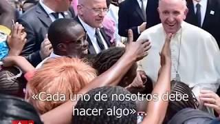 Ecos del mensaje de Paz del Papa Francisco en Bangui