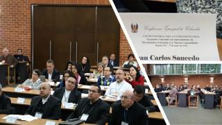 Participación en el  Primer Encuentro Nacional de Movimientos Eclesiales y Nuevas Comunidades en la CEC