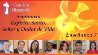 Preparemos Pentecostés.  Esta Noche Enseñanza 7: El Espíritu Santo, Fuente de Santidad