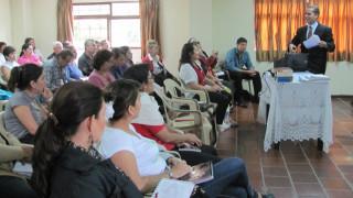 Escuela de Formación Internacional de la Misericordia
