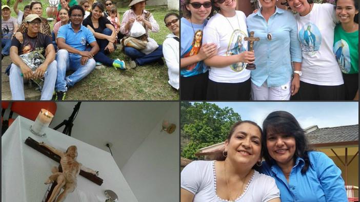 """9 Escuela de Misioneros en Bucaramanga"""";  Tiempo de Misericordia"""
