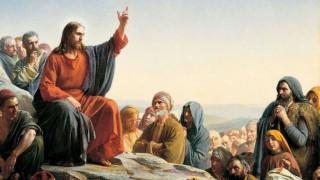 """""""El pueblo entero estaba pendiente de sus labios"""" Lucas 19, 48"""