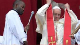 El Papa oró por los cristianos perseguidos, recordando a San Esteban