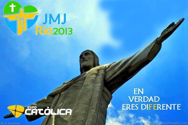"""Expocatólica lanza concurso """"Experiencia JMJ Rio 2013"""