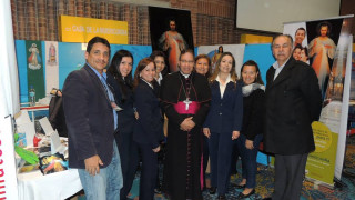 La Casa de la Misericordia participó en Expo católica 2013