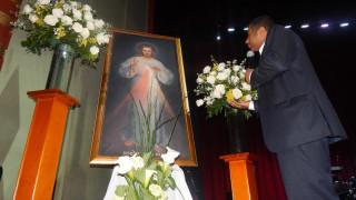 Fiesta de la misericordia en Ibagué