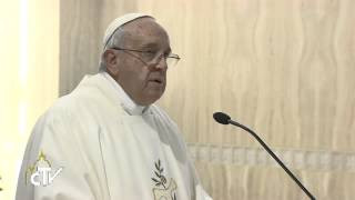 El Papa Francisco: tenemos miedo de la gratuidad de Dios