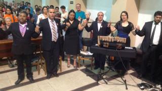 Celebración de los 25 años de la CDLM en la sede Santa Faustina de Medellín