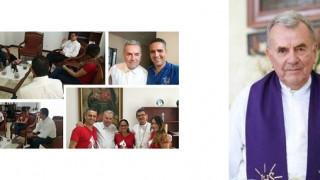 Nuestra oración y agradecimiento  a Dios por  Monseñor Hugolino Cerasuolo Stacey Q.E.P.D