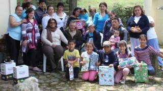 Compartir Navideño con la comunidad de Albán en Cundinamarca
