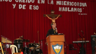 Construyendo Cultura de la Misericordia con el padre Ricardo Giraldo Múnera