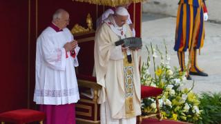 El Papa Francisco clausuro el Año de la Fe en la celebración de Jesucristo Rey del Universo