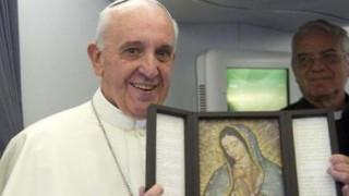 Mensaje del Papa Francisco a toda América con motivo de la fiesta de la Virgen de Guadalupe