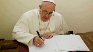 Primera encíclica del Papa