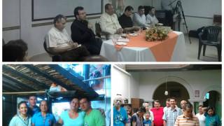 Impregnando la vida de las familias Bumanguesas con la Misericordia Divina y fortaleciendo la Comunión con nuestra Iglesia Particular