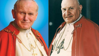 Confirman la aprobación de los milagros de Juan Pablo II y Juan XXIII