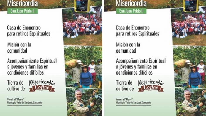 """La obra Casa de la Misericordia en la finca San Juan Pablo II, se proyecta como un """"Centro de Espiritualidad"""""""