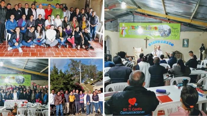 Retiro de Coordinadores Casas de la Misericordia 2019