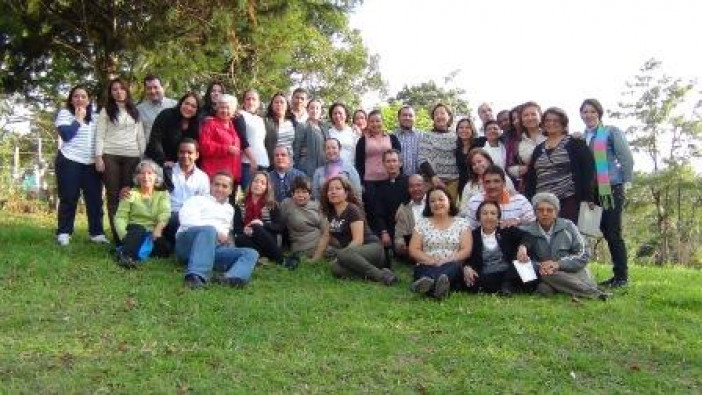 Retiro de Coordinadores  Casa de la Misericordia 2013