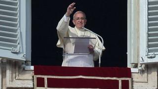 Papa Francisco un llamado a la paz y a la fraternidad en su mensaje de Año Nuevo