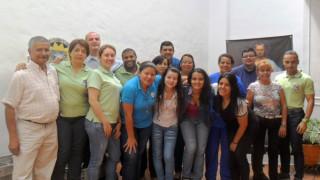 Medellín recibe nuevos hermanos a la ´´Familia Espiritual´´
