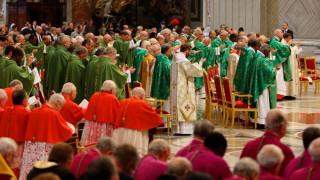 El Papa Francisco inauguró el Sínodo de los Obispos sobre la Familia