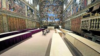 Hoy, elección del Nuevo Papa