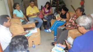 Visita a Socios en Medellín