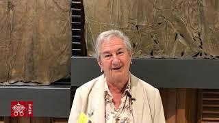 Hermana Maria Luisa Bersoza, directora de fe y alegría en el sínodo para jóvenes