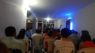 Vigilia en Cúcuta
