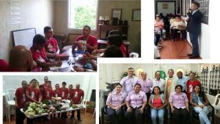 Visita Pastoral de nuestro fundador a la sede Santa Faustina en Medellín