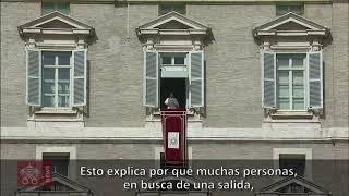 Que la Cuaresma sea una experiencia de perdón, acogida y caridad: Ángelus del Papa