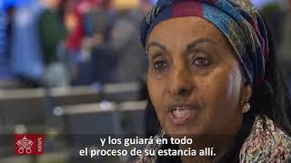Corredor Humanitario: Italia recibe 114 nuevos refugiados de Etiopía