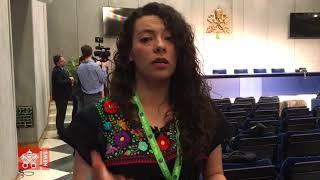 Reunión presinodal: Los jóvenes piden a la Iglesia ser escuchados